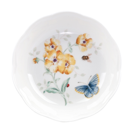 BM Blue Butterfly Small Fruit Bowl